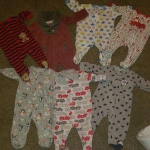 Infant sleeper bundle